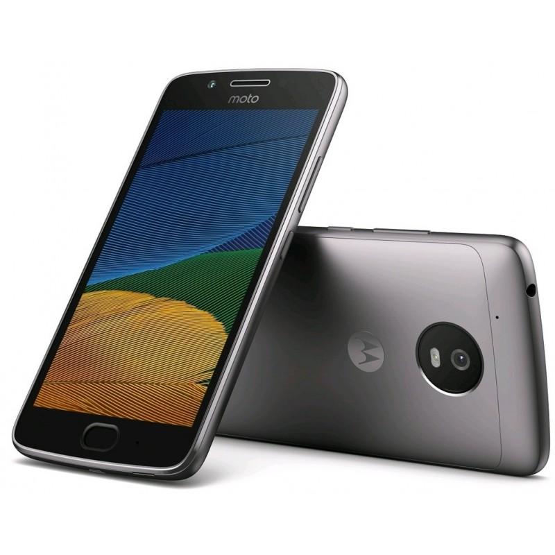 Motorola Smartphone Moto G5 Plus 4G 1