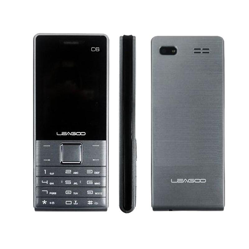 Leagoo - Téléphone Portable C6 Double Sim prix tunisie