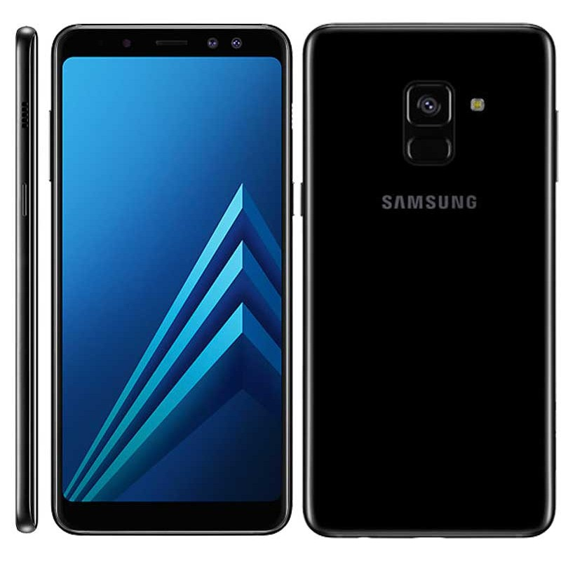 SAMSUNG - Smartphone Galaxy A8 plus 2018 prix tunisie