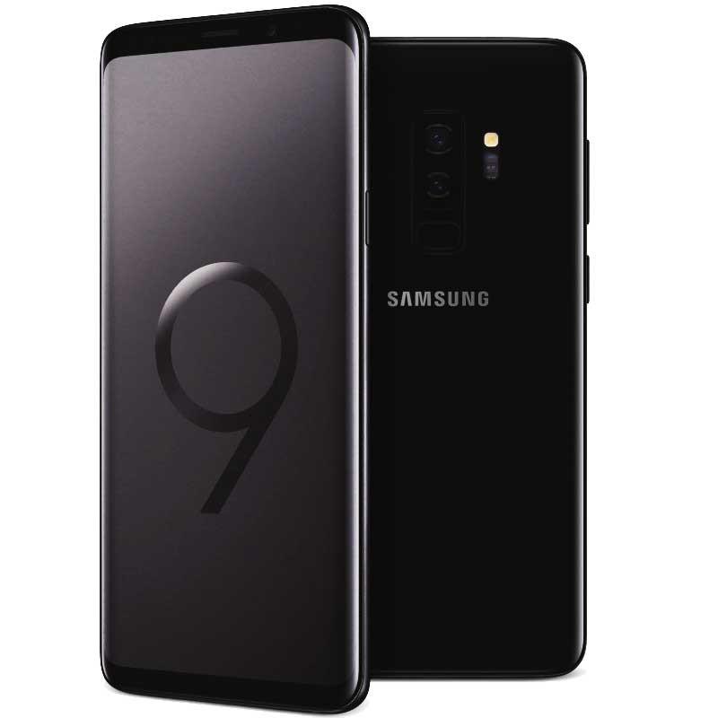SAMSUNG Smartphone Galaxy S9 plus 2