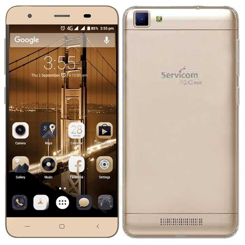 Servicom Smartphone 4G CLASS 1
