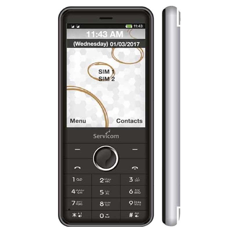 Servicom - Téléphone Portable Easy Premium prix tunisie