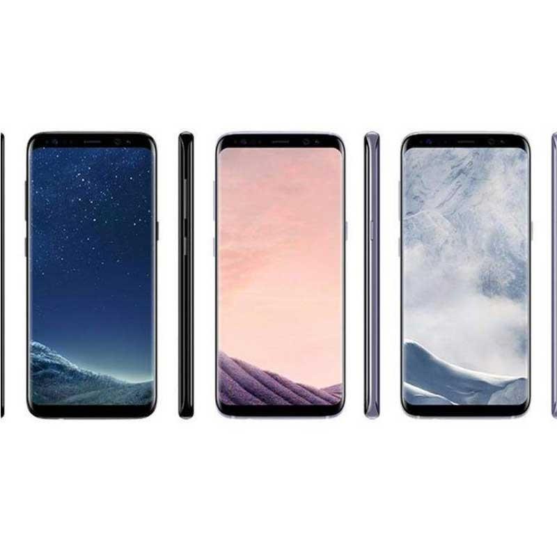 SAMSUNG Smartphone Smartphone Galaxy S9 2