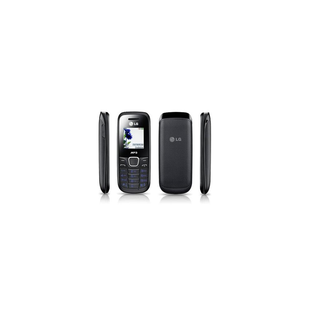 LG - Tétéphone portable A270 Noir prix tunisie