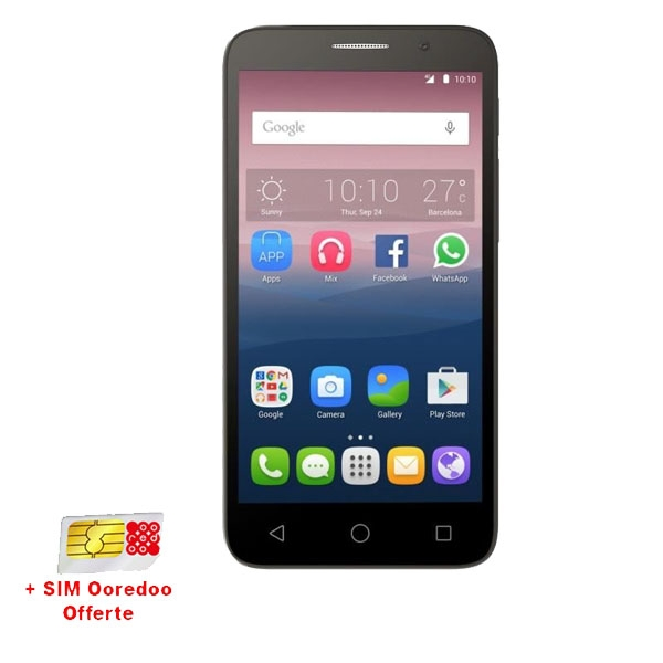 ALCATEL - Smartphone pop 3  4G - 5054D prix tunisie