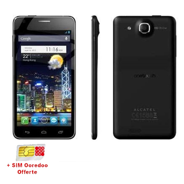ALCATEL Smartphone OT6033 1
