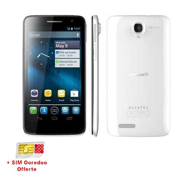 ALCATEL - Smartphone OT8008 prix tunisie
