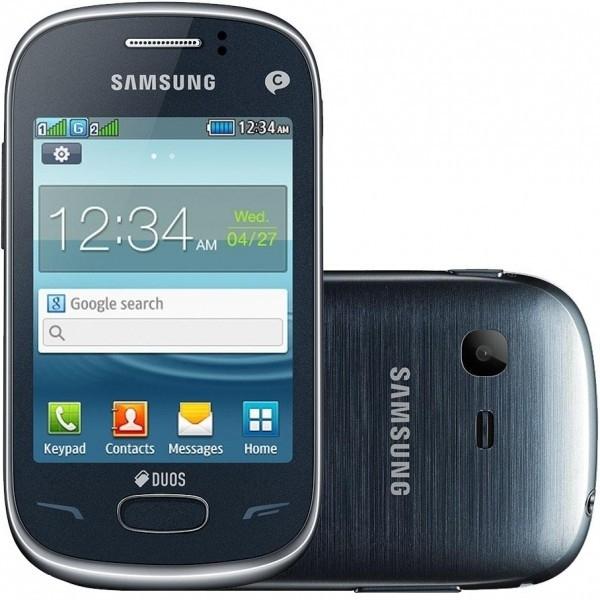 SAMSUNG Smartphone REX70 1