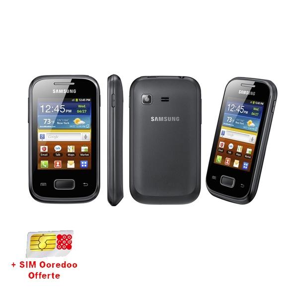 SAMSUNG  galaxy pocket S5300 1