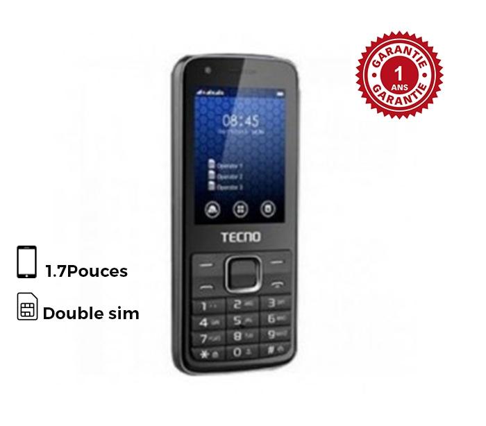 TECNO Mobile - TéLéPHONE PORTABLE AVEC KIT T347-KT prix tunisie