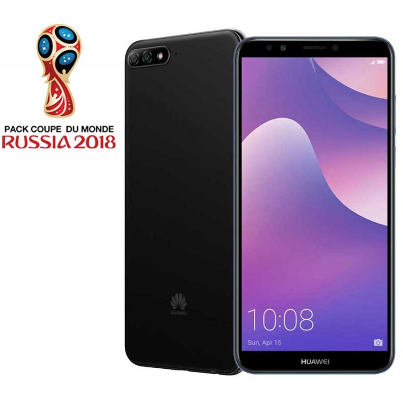 HUAWEI - SMARTPHONE Y7 PRIME 2018 4G prix tunisie