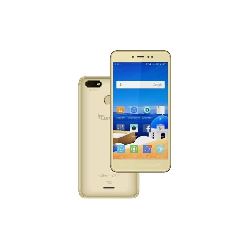 Condor - TéLéPHONE PORTABLE PLUME P8 PRO / 4G / DOUBLE SIM prix tunisie