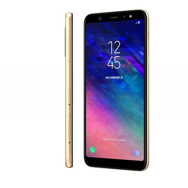 SAMSUNG - SMARTPHONE A6 PLUS 64GO 4G GOLD (A605F) prix tunisie