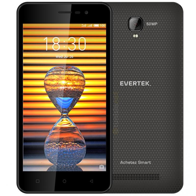 Evertek - Téléphone PORTABLE V4 PLUS 4G DOUBLE SIM prix tunisie