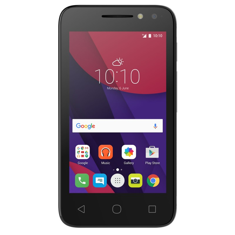 ALCATEL Smartphone PIXI 4 4034F 3G 1