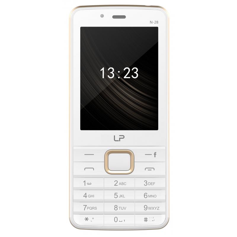 LP - Téléphone N-28 DOUBLE SIM prix tunisie