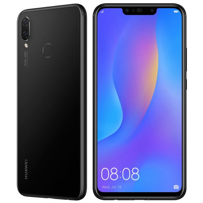 HUAWEI - TéLéPHONE PORTABLE NOVA 3I / 4G / DOUBLE SIM prix tunisie