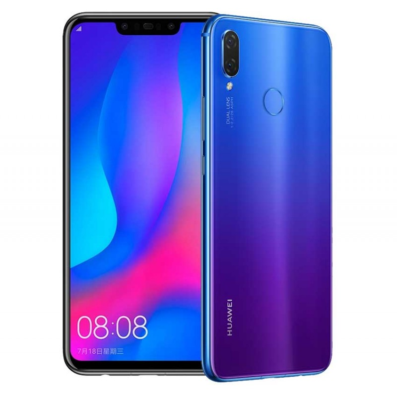 HUAWEI - SMARTPHONE NOVA 3 IRIS PURPLE prix tunisie