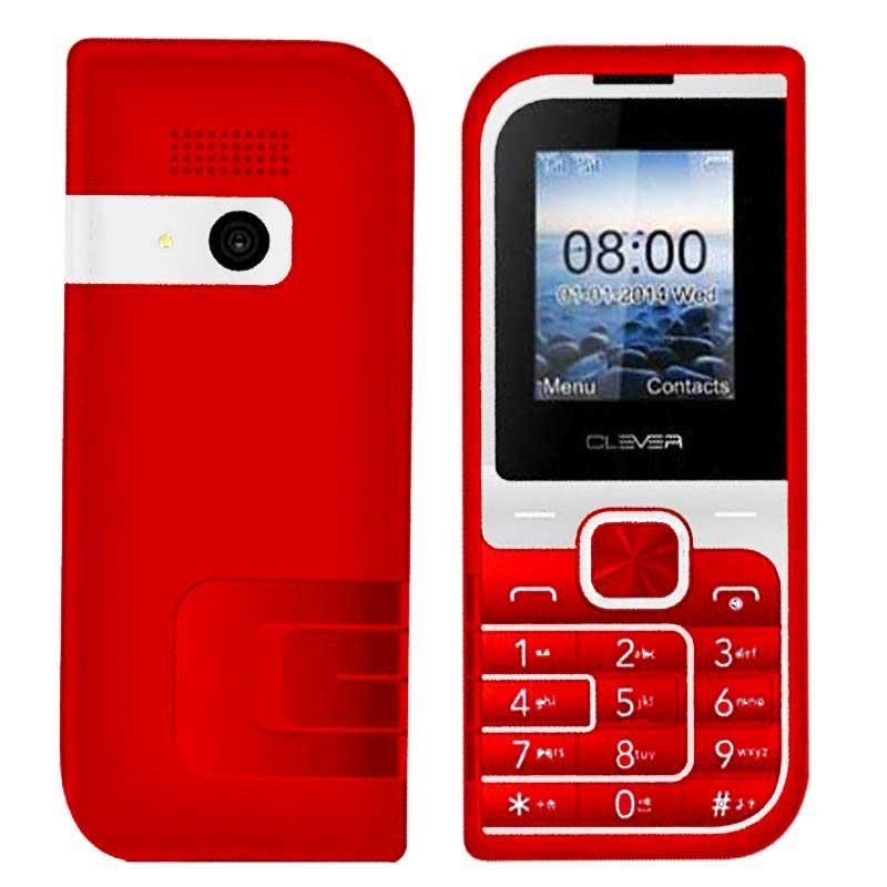 CLEVER - TéLéPHONE PORTABLE C5 DOUBLE SIM prix tunisie