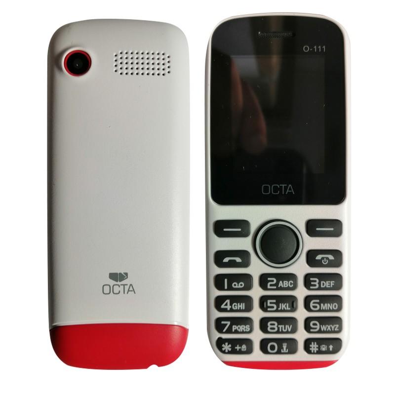 Octa - TéLéPHONE PORTABLE O-111 DOUBLE SIM prix tunisie