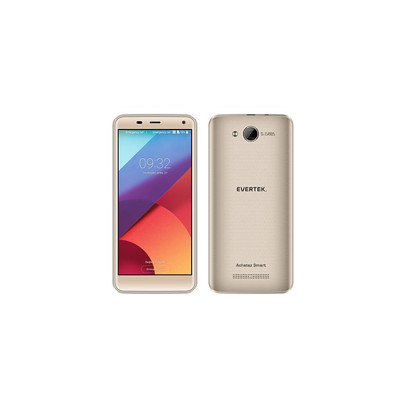Evertek - Smartphone V5 PLUS 4G DOUBLE SIM prix tunisie