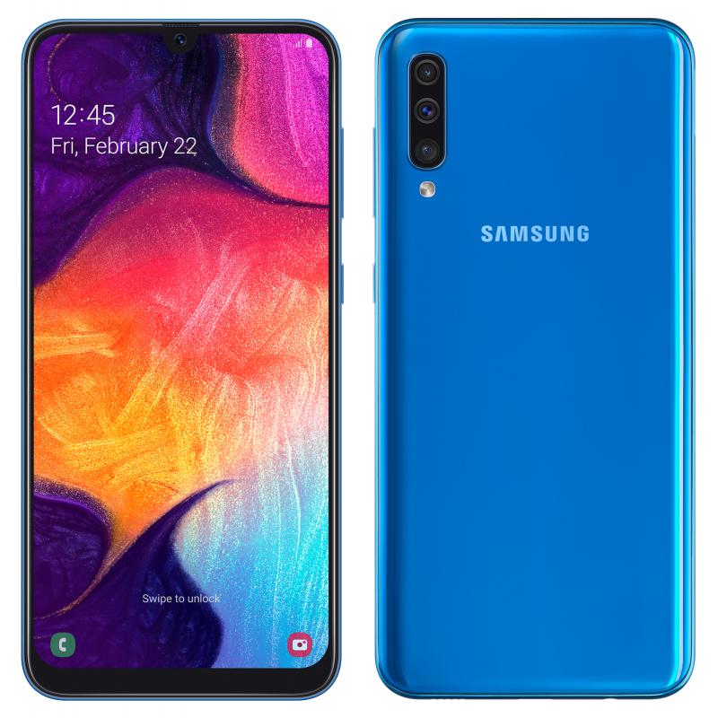 Samsung Smartphone Galaxy A50 Au Meilleur Prix En Tunisie Sur Mega Tn