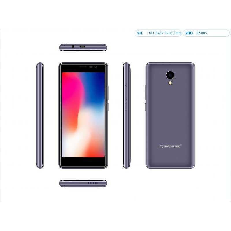 SMARTEC - Smartphone ATRACTIVO prix tunisie