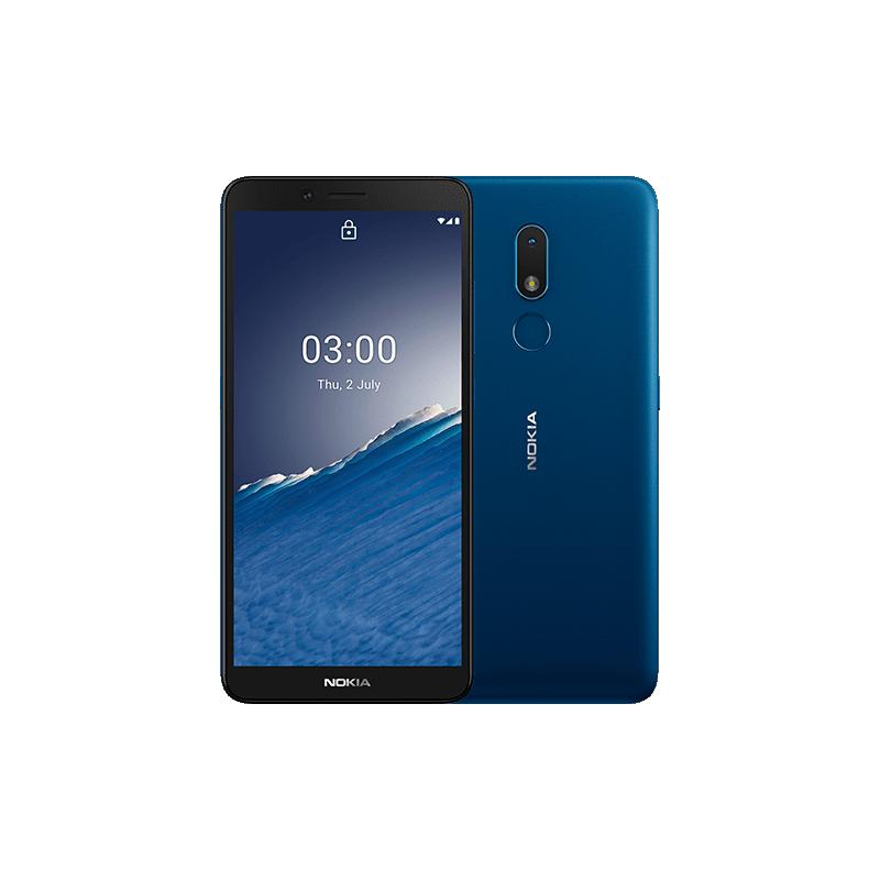 NOKIA - TéLéPHONE PORTABLE C3 / 4G / DOUBLE SIM prix tunisie
