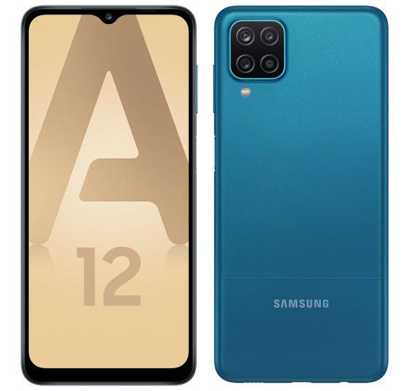 SAMSUNG - SMARTPHONE GALAXY A12 64 GO 4G DOUBLE SIM prix tunisie