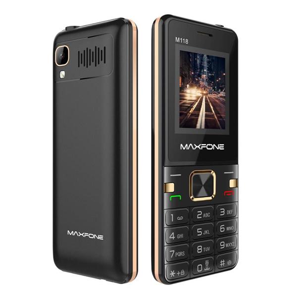maxfone - Téléphone PORTABLE M118 prix tunisie
