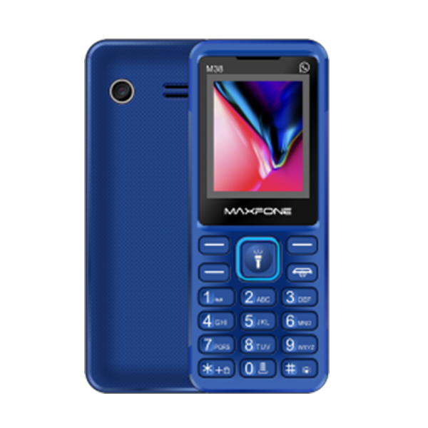 maxfone - Téléphone PORTABLE M38 prix tunisie
