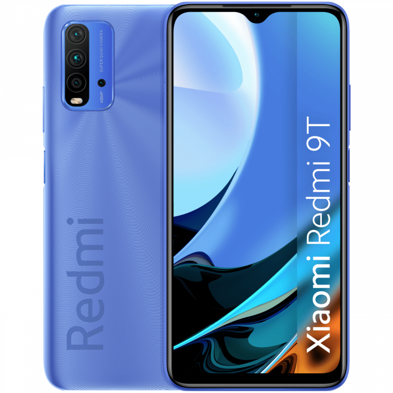 XIAOMI - TELEPHONE PORTABLE REDMI 9T / 4G / 64 GO prix tunisie