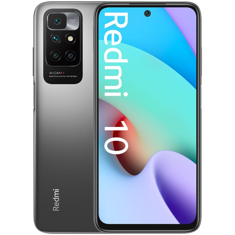 XIAOMI - TELEPHONE PORTABLE REDMI 10 / 6 GO / 4G / GRIS prix tunisie