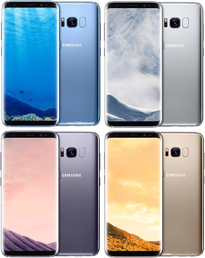 SAMSUNG Smartphone Galaxy S8 2