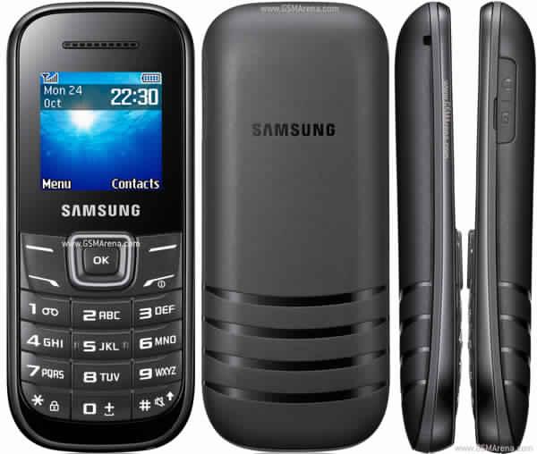 SAMSUNG - Téléphone Portable Eider E1200R prix tunisie