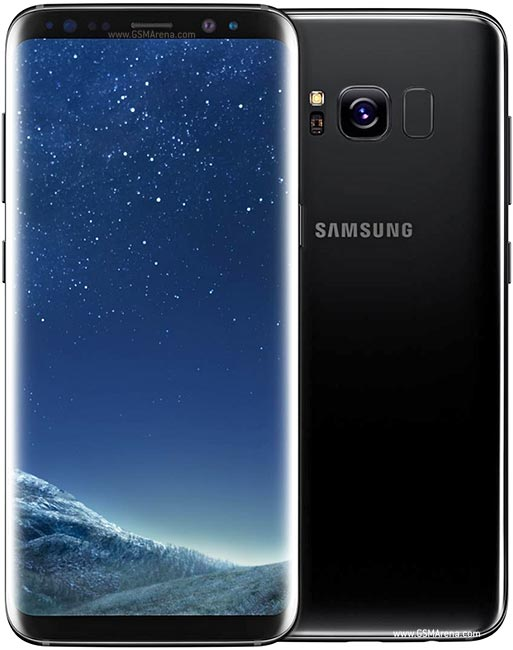 SAMSUNG Smartphone Galaxy S8 1
