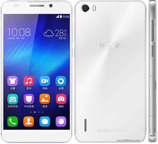 HUAWEI Smartphone Honor 6 2