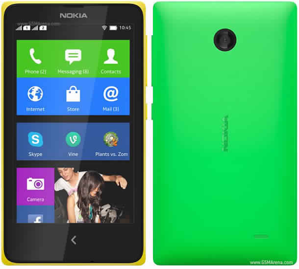 NOKIA Smartphone X 1