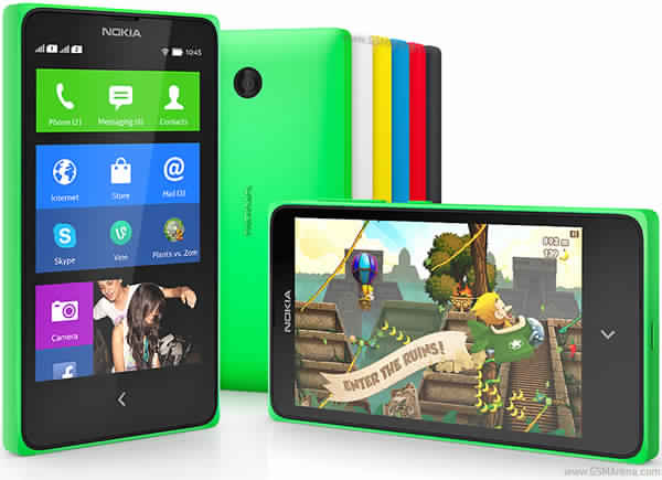 NOKIA Smartphone X 2