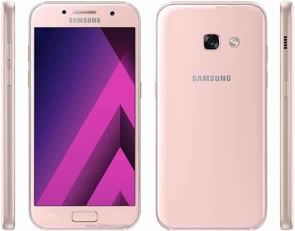 SAMSUNG Smartphone Galaxy A3 2017 1