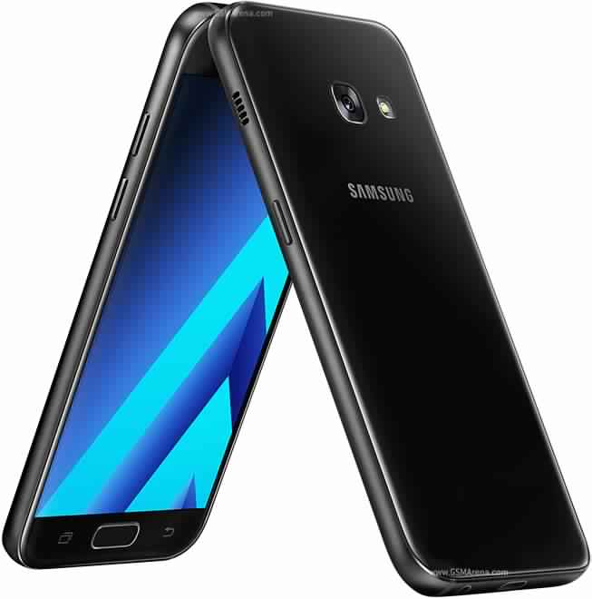 SAMSUNG Smartphone Galaxy A3 2017 2