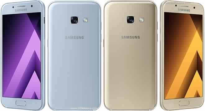 SAMSUNG Smartphone Galaxy A3 2017 3