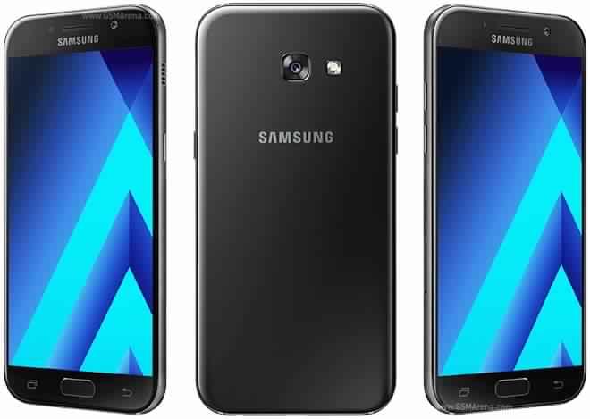 SAMSUNG Smartphone Galaxy A5 2017 2