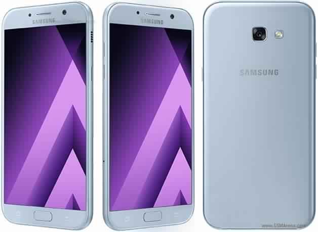 SAMSUNG Smartphone Galaxy A7 2017 4G 2