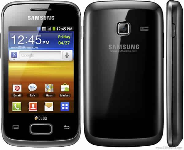 SAMSUNG Smartphone Galaxy Y Duos 1