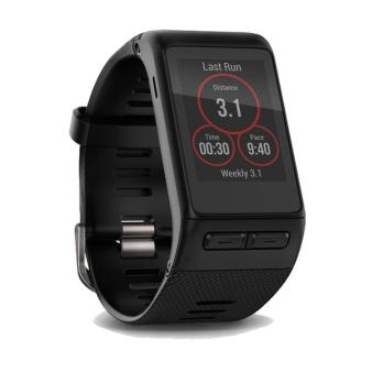 GARMIN VivoActive HR Cardio Poignet - GPS Integré