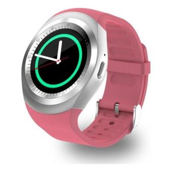 Montre Connectée ( Smartwatch ) Galaxy SG-1 / Rose