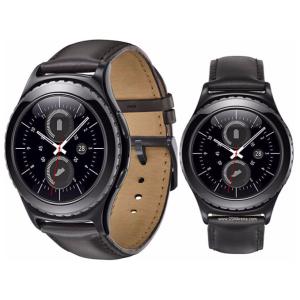 Montre Connectée ( Smartwatch ) Samsung Gear S2 Classic SM-R732-BLACK