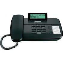 Téléphone analogique filaire Gigaset DA710 noir