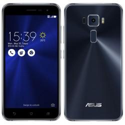 Téléphone Portable Asus ZenFone 3 / 4G / Double SIM / Noir  + SIM Offerte